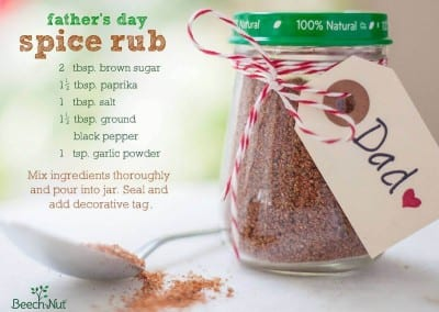 Beech Nut Father's Day Rub