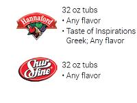 Store Brand Yogurt 2