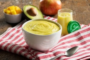 wic home made baby food recipe