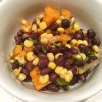 Zesty Black Bean Salsa