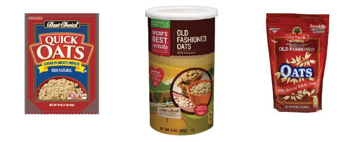 Old Fashioned Oat