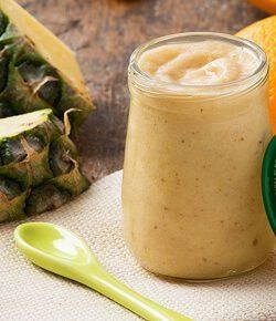 ... 25 you rate this recipe print recipe banana orange pineapple puree